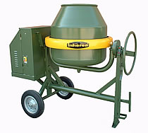 Inhersa Cement Mixer