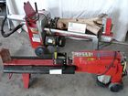 Log Splitters Rental